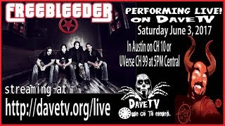 Check out our live performance on DaveTV.org