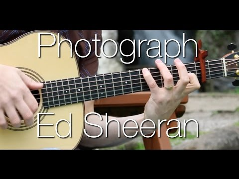 Photograph - Ed Sheeran | Fingerstyle Guitar Interpretation