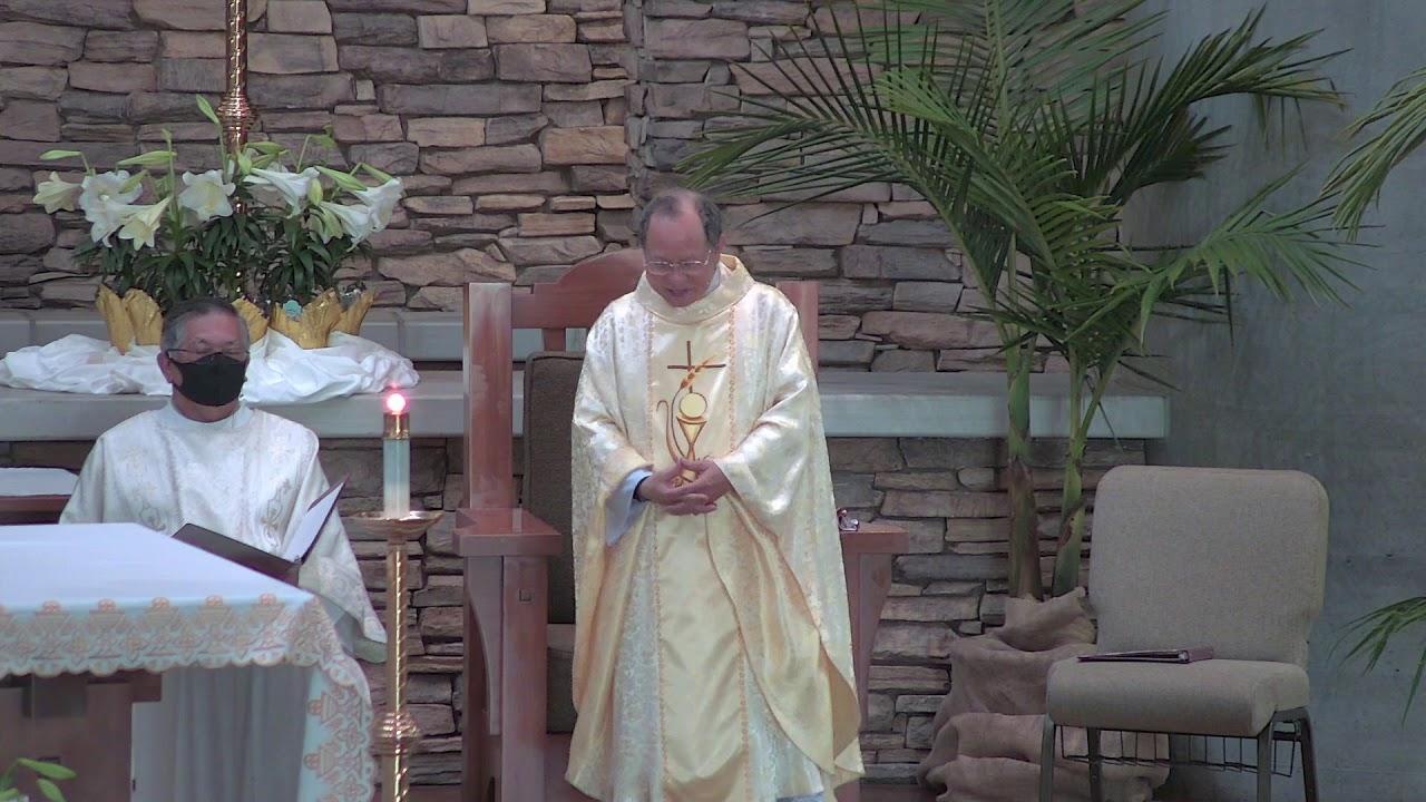 4:30 PM Thánh Lễ Vọng Phục Sinh (04/03/2021)