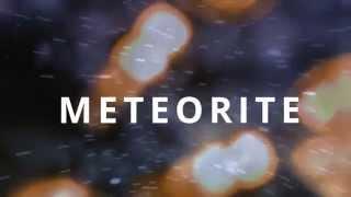 Meteorite - aerro