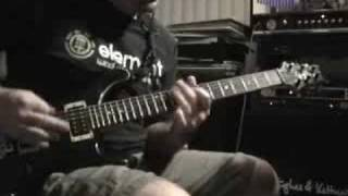 """36 Crazyfists """"The All Night Lights"""" cover"""