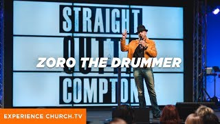 Zoro The Drummer