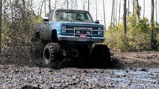 4x4 Trucks Extreme Mudding