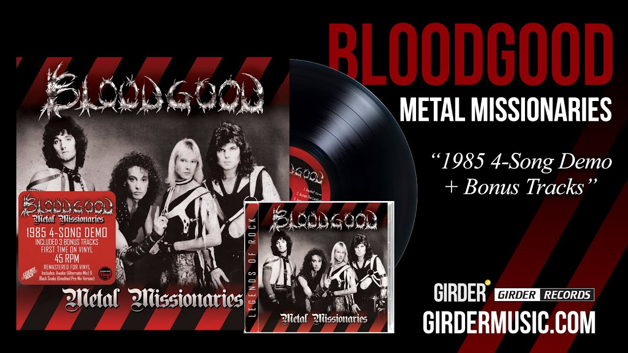 BLOODGOOD - Metal Missionaires