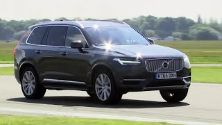Volvo XC90 T8 | Extra Gear | Top Gear