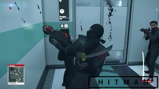 Hitman- Hokkaido Ninja Time