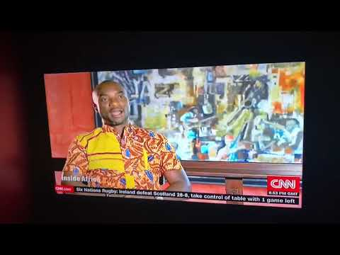 Video: CNN features Highlife musician Kwabena Kwabena