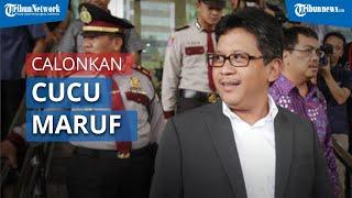 Hasto Kristiyanto Ungkap Alasan PDIP Calonkan Cucu Maruf Amin di Pilkada Karawang