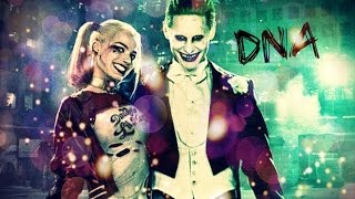 Suicide Squad - Joker and Harley - DNA
