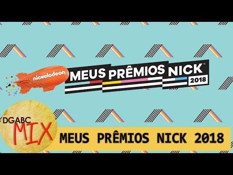 DGABC Mix entrevista celebridades nos Meus Prêmios Nick