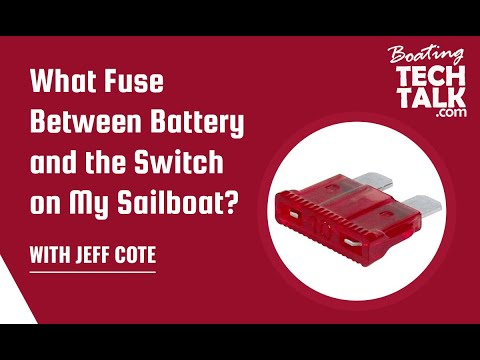 What Is the Recommended Fuse Size Between My Battery Bank and Switch?