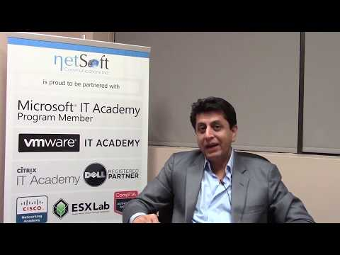 NetSoft College Testimonial Mansoor Juno