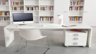Contemporary Home Office Desks With Modern Furniture