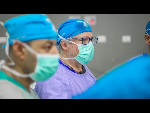 Chilean Pediatric Surgery Team Returns to Gaza: 2019