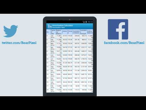 Video of Premium Financial Calculators