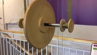 pendulum Maxwell - Маятник Максвелла - 振り子マクスウェル - Pendel Maxwell