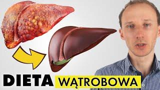13 produktów, o które błaga Twoja wątroba! (OCZYSZCZANIE WĄTROBY?) | Dr Bartek Kulczyński