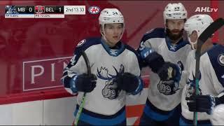 Moose vs. Senators   Mar. 6, 2021