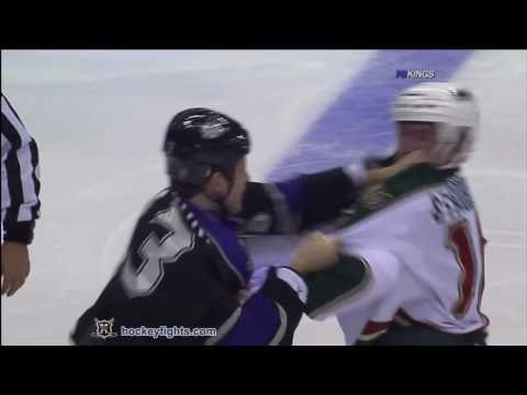 Kyle Clifford vs. Brad Staubitz