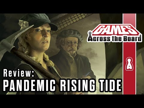 Review — Pandemic: Rising Tide