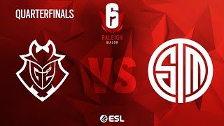 G2 Esports vs. TSM – Raleigh Major 2019 – Playoffs – Day Four