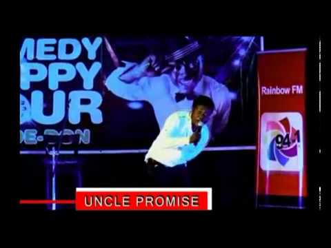 Comedy Happy Hour With De Don