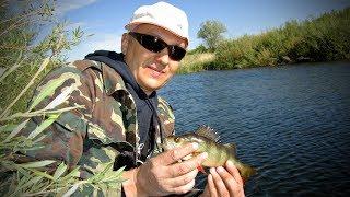 Рыбалка на реке хобда