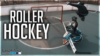 GoPro Hockey | CHILL ROLLER HOCKEY