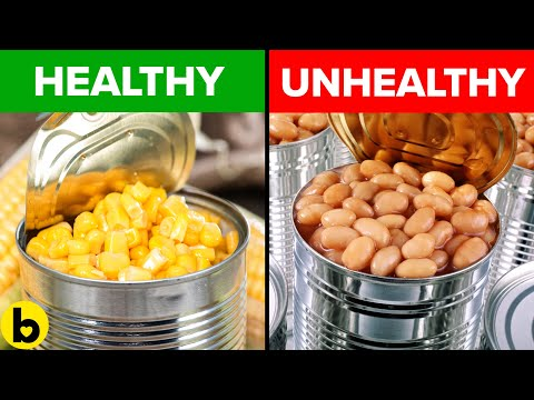 , title : '13 Canned Foods That Are Actually Healthy And 5 That Are Not