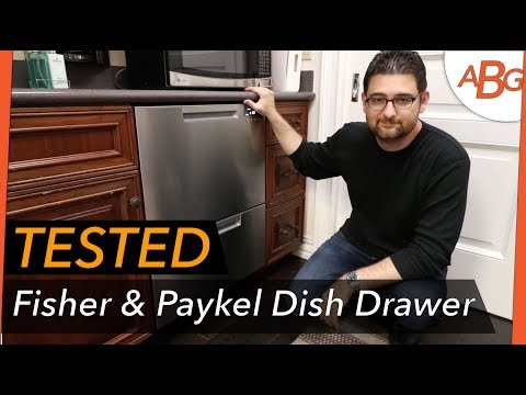 REVIEWED: Fisher Paykel Dish Drawer Dishwasher – 3 Month Test