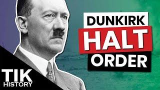 The Dunkirk Halt Order: An Alternative Hypothesis