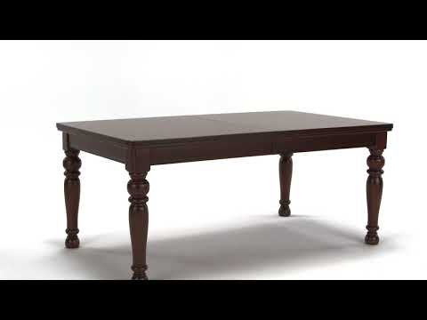 Porter Rectangular Extension Dining Table