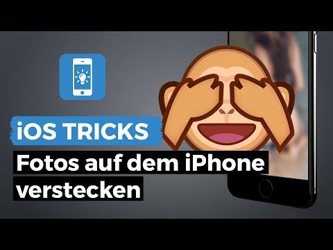 Privatsphäre schützen - So versteckt Ihr Bilder in der Fotos-App