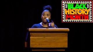Black History Month Poetry (Prince Ea With A Twist)