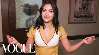 Camila Mendes Gets Ready on the Riverdale Set | 24 Hours With | Vogue