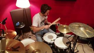 Every Time I Die - Petal - Drum Cover