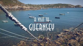 preview picture of video 'A visit to Guernsey - Reisbijbel.nl'