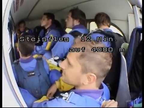 Fallschirmspringen mit MYDAYS