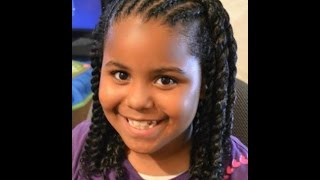 Kids Hairstyles Braids For Girls & Kids | Pictures Of Cute Black Kids Hair Styles -Girls Will Love