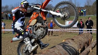 preview picture of video 'Extreme Enduro Cross Valašské klobouky 11.4.2015 KTM 250 EXC-F'