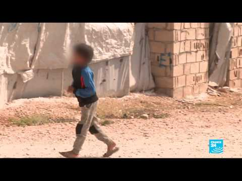 France seeks to repatriate French children from Syria