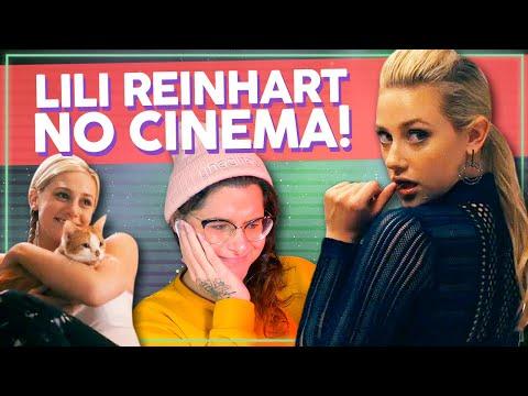 LILI REINHART É STRIPPER EM AS GOLPISTAS! React Trailer Hustlers | Alice Aquino