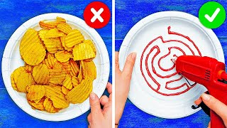 20 HOT GLUE HACKS YOU MUST KNOW || Awesome And Simple DIY Ideas