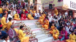 LIVE Ganga Aarti (25th Mar 2019)