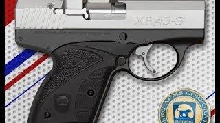 """Boberg XR45-S  The """"Pocket Monster"""" Pistol"""