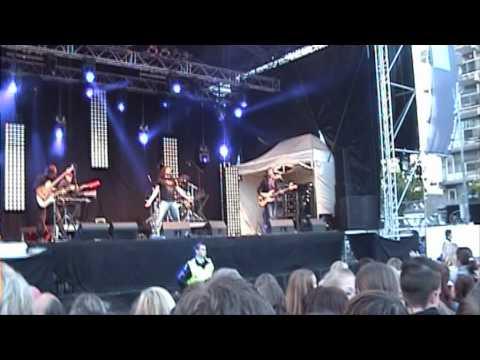 De Kast - Blindelings (Bevrijdingsfestival Zoetermeer 2010)