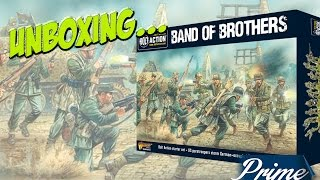 Band of Brothers - Unboxing