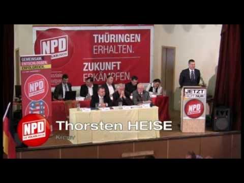 NPD Thüringen / Landesparteitag 2012 (TOP 16/2) / 12.05.2012