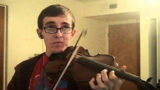 Naruto The Raising Fighting Spirit Violin Cover