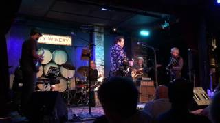 Chuck Berry Tribute - Too Much Monkey Business - City Winery 5/27/17